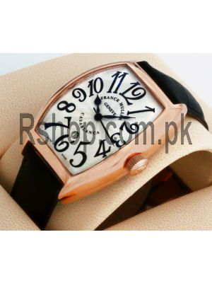 Franck Muller Casablanca - 10th Anniversary Special Limited Edition Watch Price in Pakistan