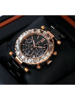 GC Ladies' Diver Chic Ceramic Chronograph Watch Price in Pakistan