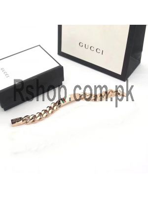 Gucci Monogram Chain Bracelet ( High Quality ) Price in Pakistan