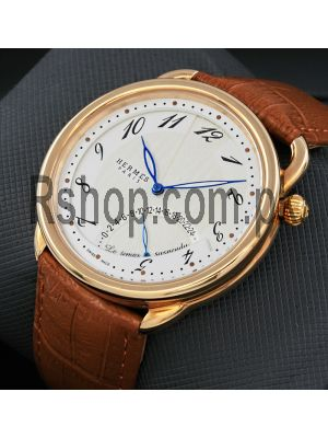 Hermes Le Temps Suspendu Watch Price in Pakistan