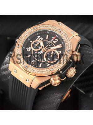 Find Hublot Big Bang Diamond Bezel Watches Prices in Pakistan,