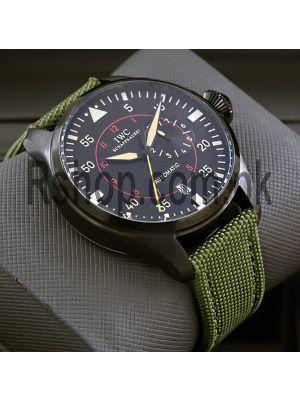 IWC Men's Pilot's Top Gun Miramar Mechanical Chrono Watch Price in Pakistan