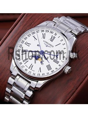 Longines Master Collection Moonphase Watch Price in Pakistan