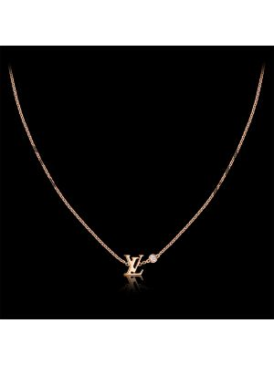 Louis Vuitton Idylle Blossom LV Pendant, Pink gold and diamond Price in Pakistan