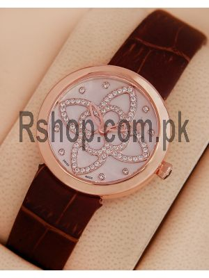 Louis Vuitton Diamond Dial Ladies Watch Price in Pakistan