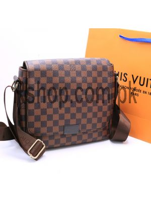 Louis Vuitton Flap Messenger Damier Bag Price in Pakistan