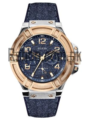 Guess Blue Analog Denim Watch Price in Pakistan