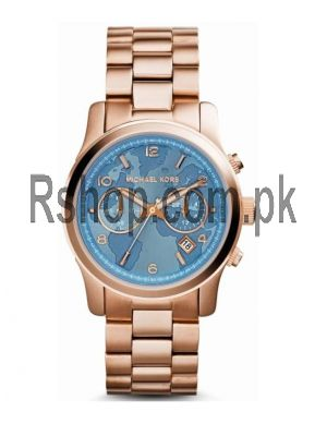 Michael Kors Hunger Stop 100 Rose Gold Watch Price in Pakistan