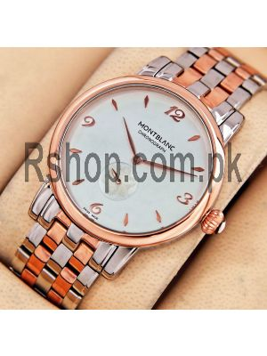 Montblanc Star Classique Two Tone Watch Price in Pakistan
