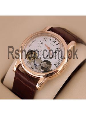 Montblanc Tourbillon brown strap Watch Price in Pakistan