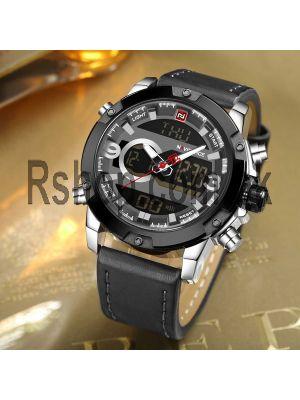 Naviforce Analog-Digital Black Dial Men's Watch-NF9097 Price in Pakistan
