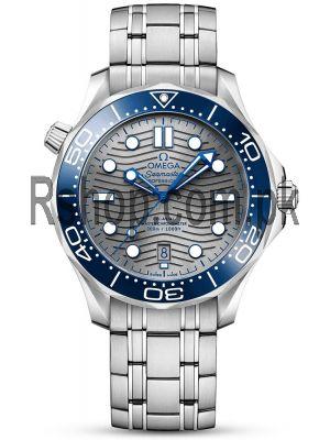 OMEGA Seamaster Diver Grey Dial Men's Watch Price in Pakistan