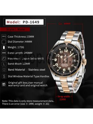 Pagani Design Mechanical Watch Price in Pakistan