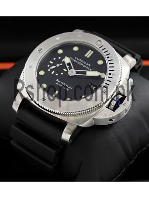 Panerai Luminor Submersible Automatic Men's Watch Price in Pakistan