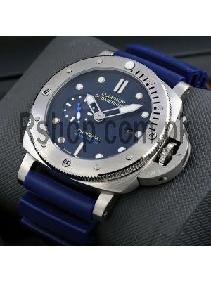 Panerai Submersible BMG-TECH Blue Dial Men's Watch Price in Pakistan