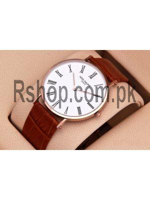 Patek Philippe Slim Watch Price in Pakistan