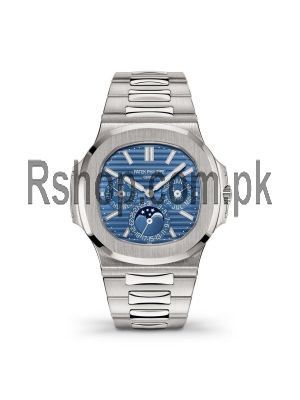 Nautilus Perpetual Automatic Blue Dial Men's Watch Price in Pakistan