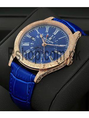 Patek Philippe Blue Mens Watch Price in Pakistan