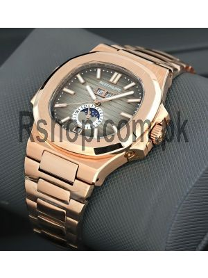 Patek Philippe Nautilus Rose Gold Watch Price in Pakistan