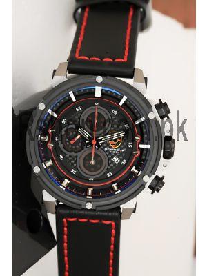 Porsche Design Black Dial Mens Watch Price in Pakistan