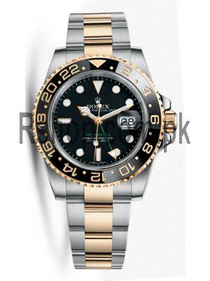 Rolex GMT-Master II Two-Tone Watch (Swiss Quality) Price in Pakistan