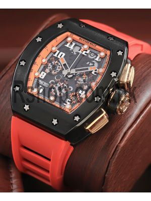 Richard Mille RM 011 Mens Watch Price in Pakistan