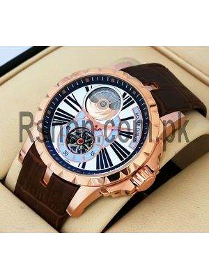 Roger Dubuis Horloger Genevois Watch Price in Pakistan