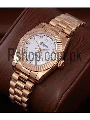 Rolex Lady Datejust Watch Price in Pakistan