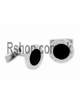 Bvlgari Silver Cufflinks for Men Price in Pakistan