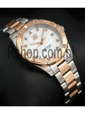 TAG Heuer Aquaracer Lady Two Tone Watch Price in Pakistan