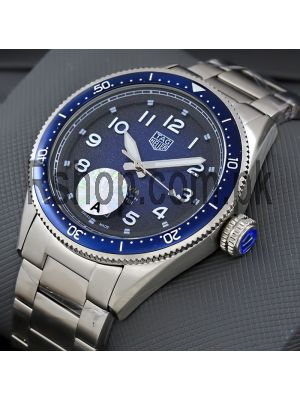 Tag Heuer Autavia Isograph Mens Blue Dial Swiss Watch Price in Pakistan