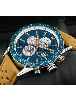 Tag Heuer Carrera Calibre 16 Chronograph Watch