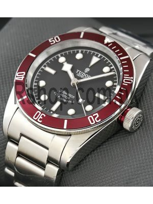 Tudor Heritage Black Bay Watch Price in Pakistan