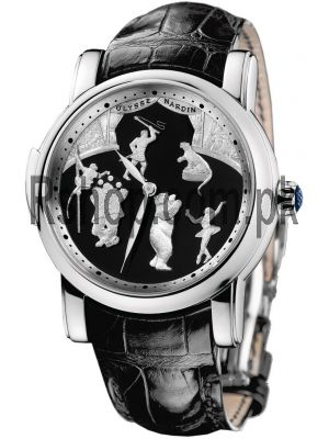 Ulysse Nardin Complications Circus Minute Repeater Men's Watch Price in Pakistan