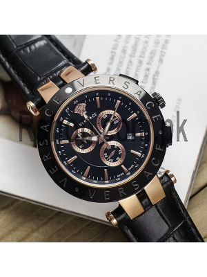 Versace Mens Chronograph Watch Price in Pakistan