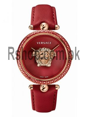 Versace Women's Palazzo Empire Red Swiss-Quartz Watch Price in Pakistan