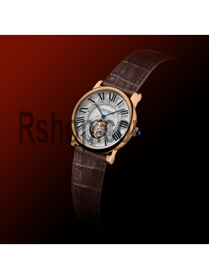 Rotonde de Cartier Flying tourbillon Watch Price in Pakistan